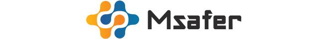 Msafer 로고